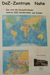 DaZ-Zentrum: Herkunftsländer
